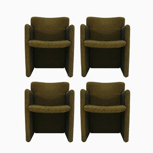 148_S Chairs by Progetti Tecno, 1980s, Set of 4