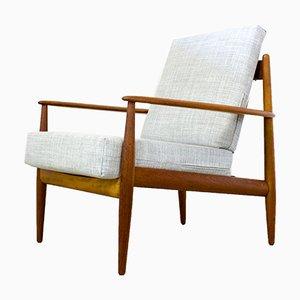 Teak Easy Chair by Grete Jalk for France & Daverkosen, 1960s