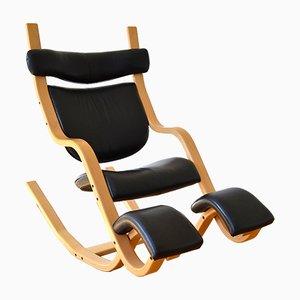 Rocking Chair Gravity Balans par Peter Opsvikfor pour Stooke Varier, 1980s