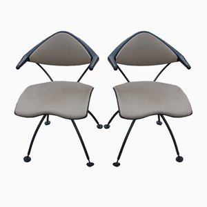 Armchairs from Sitag, Set of 2