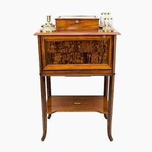 Table Bar Art Nouveau avec kit Fumeur