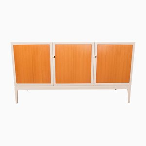 Cherry Veneered Sideboard, 1970s