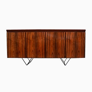 Danish Rosewood Veneered Sideboard from Skovby Møbelfabrik, 1960s