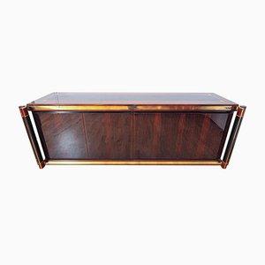 Madagaskarholz Sideboard von Paulo Barracchia für Roman Deco, 1970er