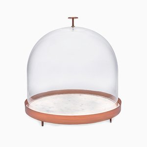 New Moon Large Blown Glass Bell by Elisa Ossino for Paola C.