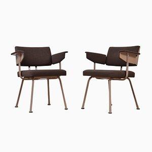 Resort Stühle von Friso Kramer für Ahrend De Cirkel, 1974, 2er Set