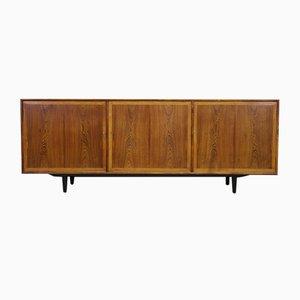 Vintage Danish Rosewood Veneer Sideboard