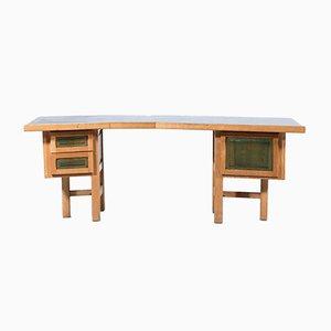 Vintage French Desk, 1970s