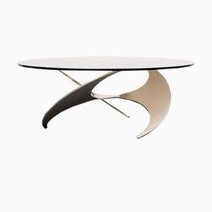 Model K9 Propeller Coffee Table by Knut Hesterberg for Ronald Schmitt, 1960s