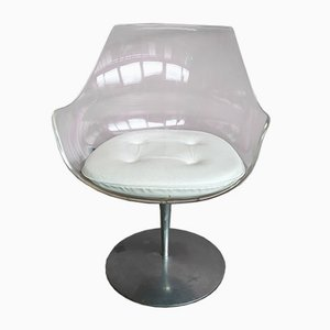 Champagne Chair by Estelle Laverne for Formes Nouvelles, 1960s