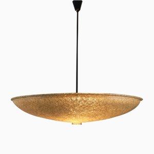 Lampe à Suspension en Fibre de Verre par Louis Kalff pour Philips, 1960s