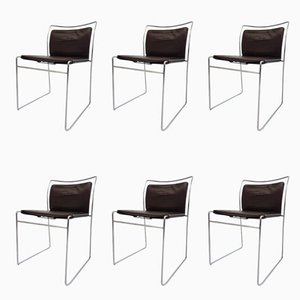 Tulu Chairs by Kazuhide Takahama for Simon Gavina, 1960s, Set of 6