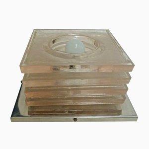 Lámpara de techo de Poliarte, años 70
