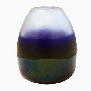 Nebbia Lunare Vase von Thomas Stearns für Venini, 1962