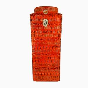 Bodenvase von Bodo Mans für Bay Keramik, 1960er