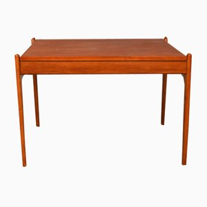 Danish Coffee Table in Teak, 1960s
