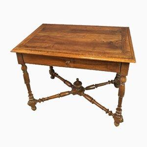 Table d'Appoint Vintage avec Tiroirs