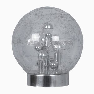 Lampade da tavolo Planet di Doria Leuchten, anni '70, set di 2