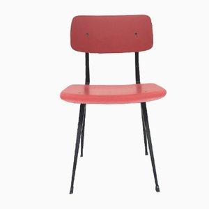 Chaise Model Result par Friso Kramer pour Ahrend De Cirkel, 1950s
