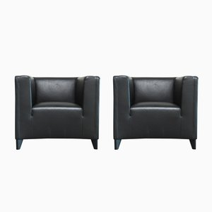 Model Ducale Armchairs by Paolo Piva for Wittmann, 2005, Set of 2