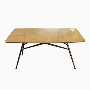 Table Basse Mid-Century Moderne, Italie