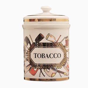 Vasetto per tabacco di Piero Fornasetti, anni '60