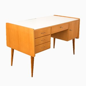 Mid-Century German Desk, 1950s
