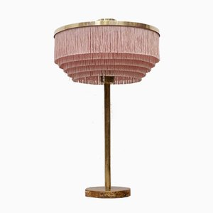 Lampada da tavolo B-138 in ottone rosa di Hans-Agne Jakobsson per AB Markaryd, anni '60