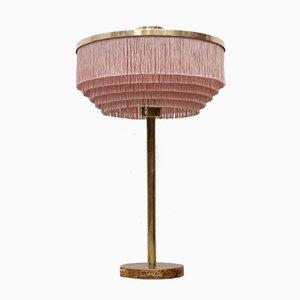 Lámpara de mesa B-138 de latón rosa de Hans-Agne Jakobsson para Hans-Agne Jakobsson AB Markaryd, años 60