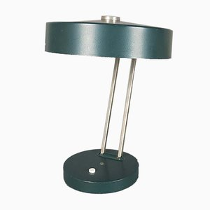 Green Desk Lamp from Kaiser, 1970s