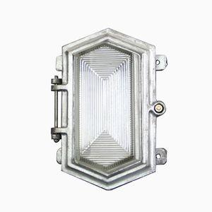 Industrial Bulkhead Lights from Maxlume, 1930s