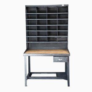 Mueble para ordenar el correo vintage