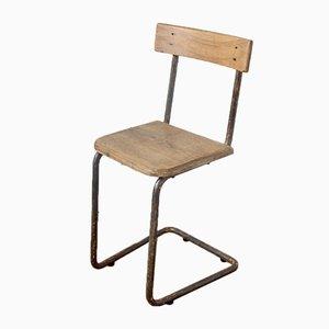 Industrieller Vintage Stuhl, 1920er