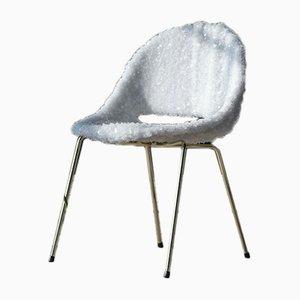 Mid-Century Crystallized Chair mit Künstlernachweis von Isaac Monté, 2018
