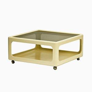 Table Basse Vintage par Peter Ghyczy pour Horn Collection