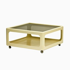 Vintage Coffee Table by Peter Ghyczy for Horn Collection