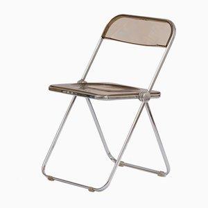 Plia Chair by Giancarlo Piretti for Castelli, 1960s