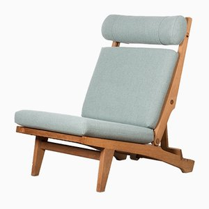 Vintage Danish Model AP71 Lounge Chair by Hans Wegner for AP Stolen