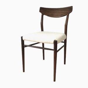 Mid-Century Stuhl von Lübke, 1970er