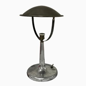 Lámpara de mesa Gardoncini italiana de Zerowatt, años 40