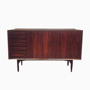 Model 63 Rosewood Sideboard by Arne Vodder for Sibast, 1960s