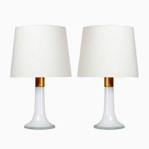 Lámparas de Lisa Johansson Pape para Stockmann Orno, años 60. Juego de 2