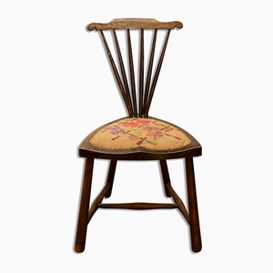 Windsor Stuhl mit Fächer Rückenlehne von Adolf Loos, 1920er