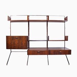 Mueble de pared de Marten Franckema para Fristho, años 60