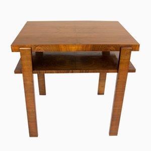 Table d'Appoint Extensible Art Déco, France