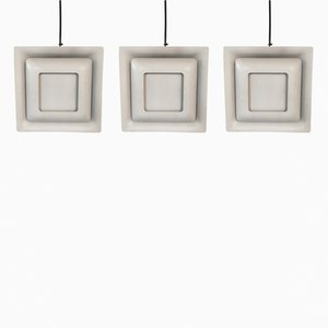 Wall Sconces from Doria Leuchten, 1970s, Set of 3