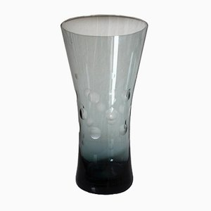Vase with Sanded Dot Decor by Wilhelm Wagenfeld for WMF, 1950s