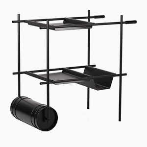 Rollingin Trolley by Gio Tirotto for Mingardo