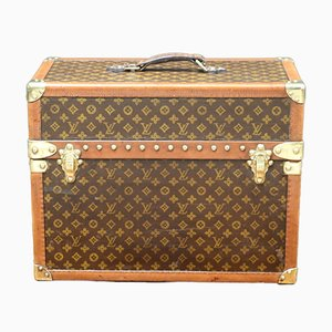 Vintage Hemingway Trunk from Louis Vuitton