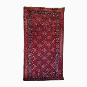 Antique Turkmen Ersari Ensi Rug, 1900s